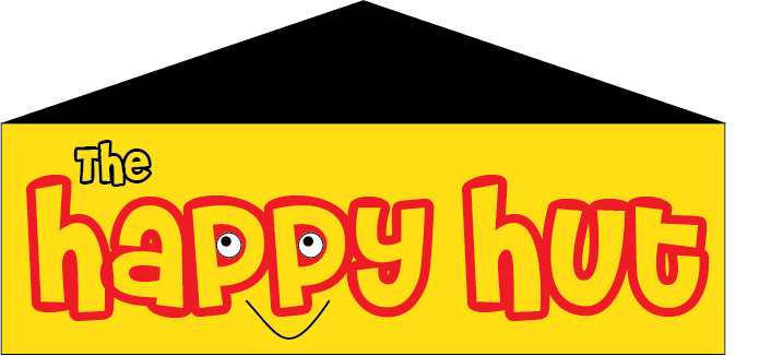 The Happy Hut logo