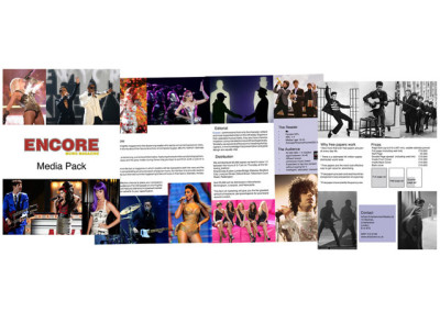 Encore music magazine – press pack