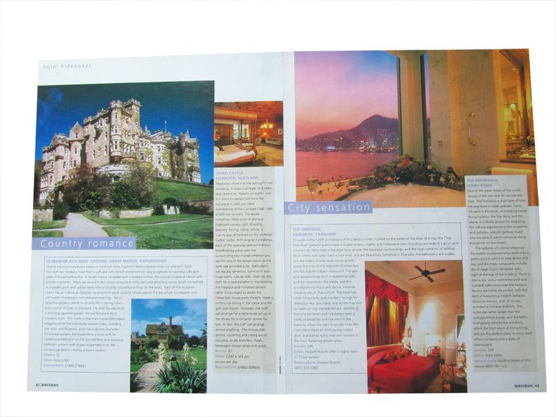 Honeymoon magazine